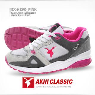 Akiii Classics no. EX-9 EVO Pink