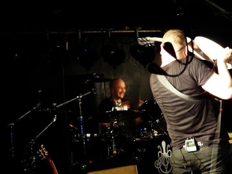 11.10.2014 Köln - Luxor: Amplifier