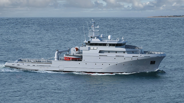 French Navy future BSAH OPV (Picture: Kership)