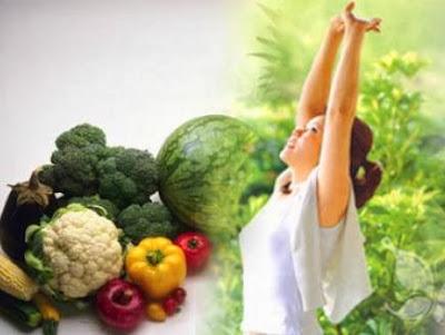 Tips agar tubuh Sehat alami sepanjang hari