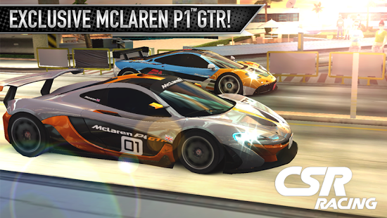 CSR Racing v2.5.0 [Updated] APK+Data For Android Device