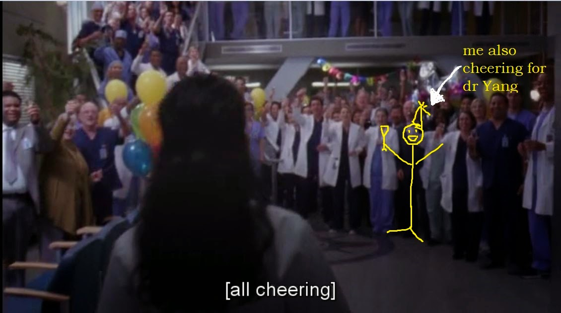 I Watched I Wrote Greys Anatomy 10x19 Im Winning Review