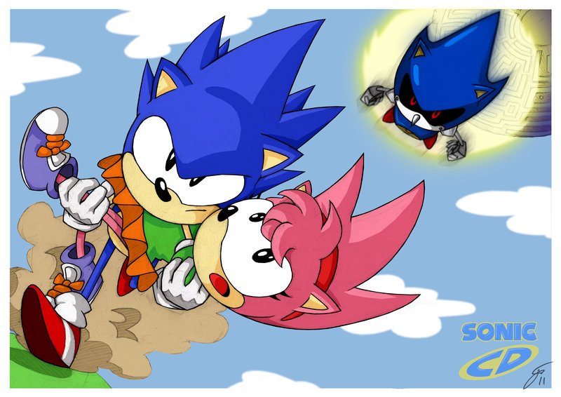 Sonic Was Never Good Big The Cat