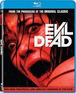 Evil Dead (2013) Unrated Blu-ray