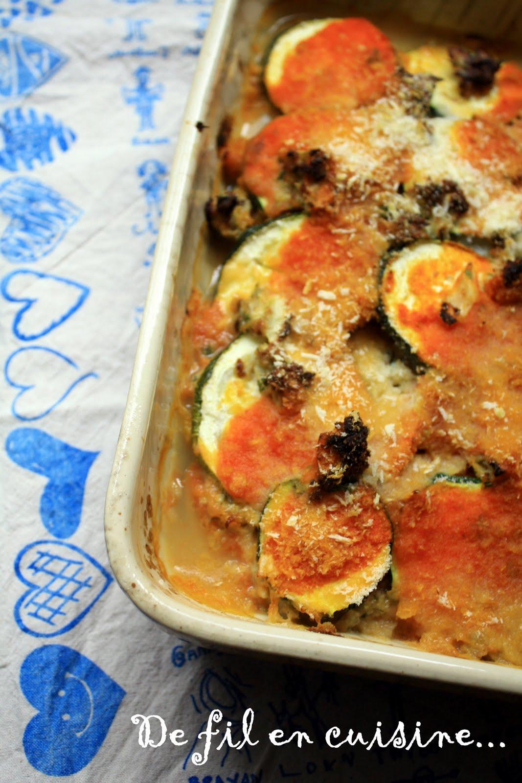 De fil en cuisine lasagnes vertes la sardine - Cuisiner des filets de sardines fraiches ...