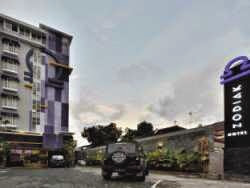 Hotel Murah di Wirobrajan Jogja - Zodiak@Cokro Yogyakarta Hotel