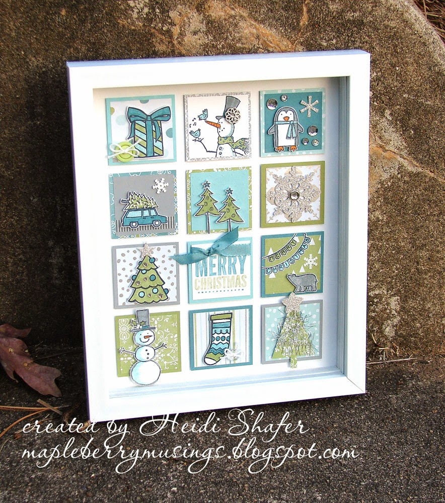 http://mapleberrymusings.blogspot.com/2014/12/stamped-art-snow-frame.html