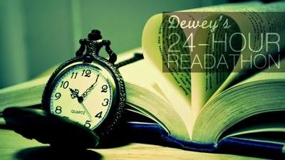 Dewey's 24 Hour Read-A-Thon