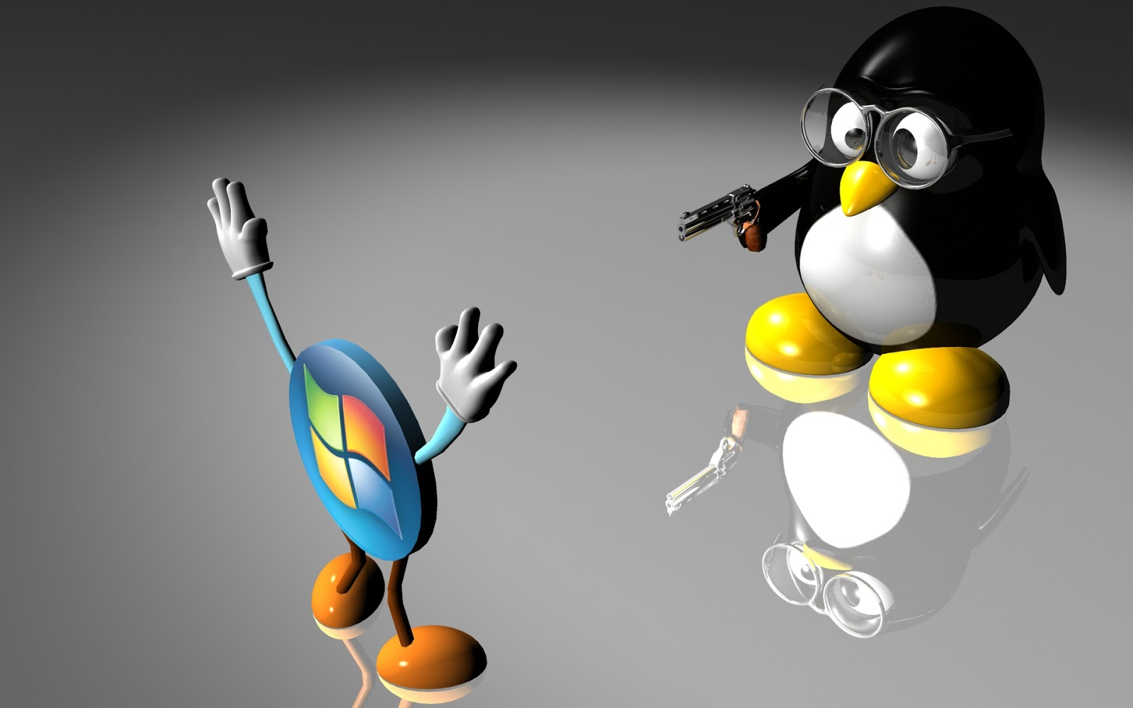 Penggunaan Linux