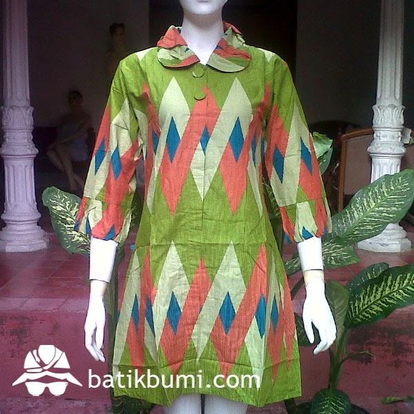 dress batik rang rang