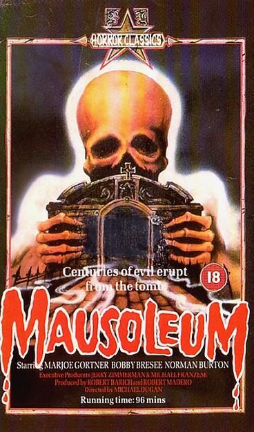 Mausoleum affiche