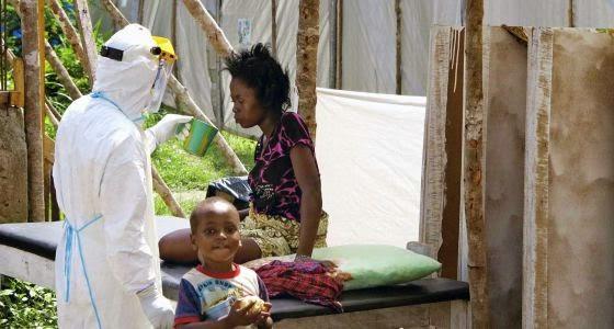 Varios países africanos se han visto afectados por la epidemia