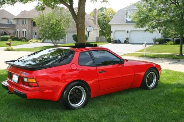 for sale 1984 porsche 944 low miles buy classic volks. Black Bedroom Furniture Sets. Home Design Ideas