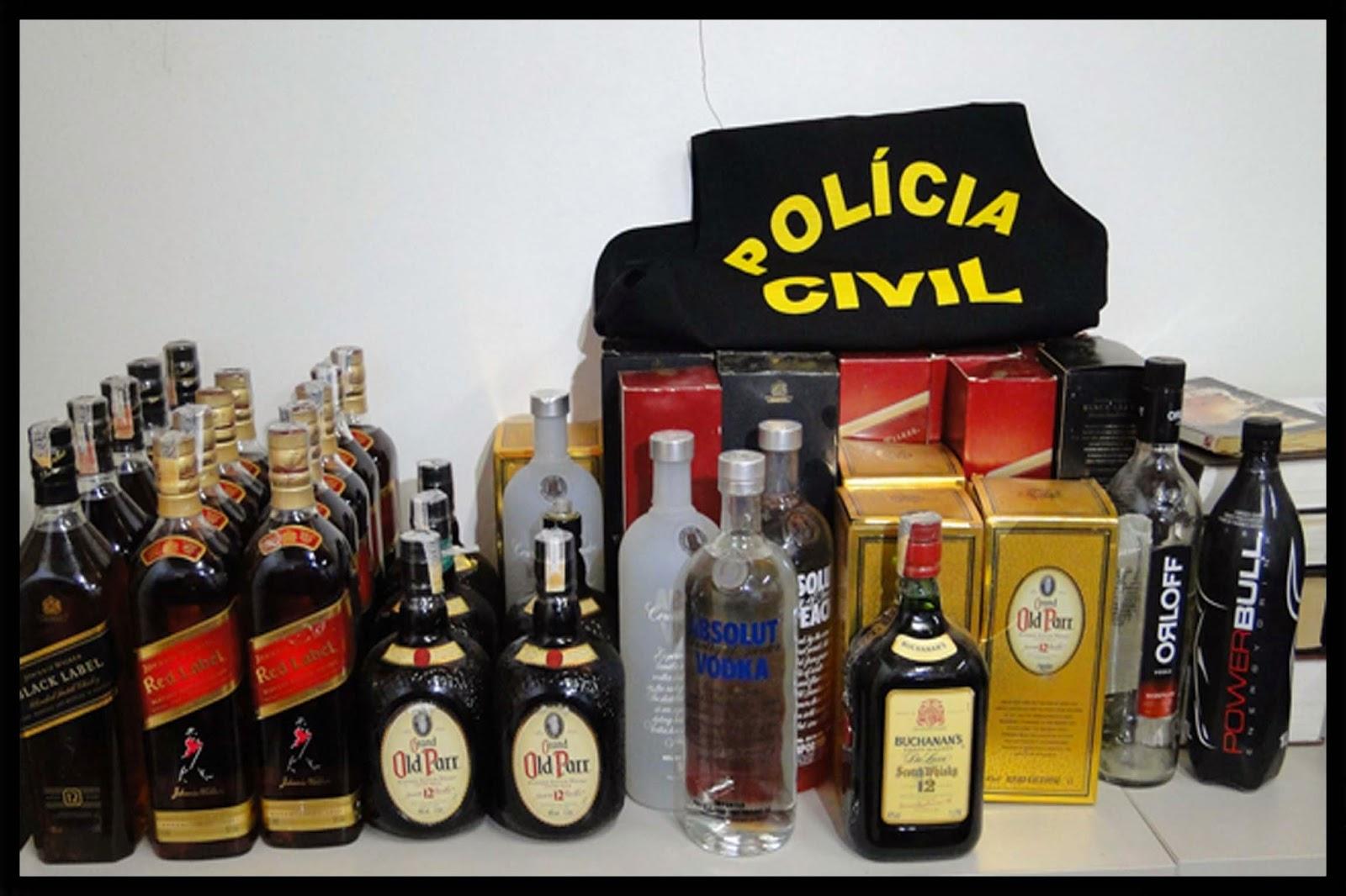 bebidas falsas