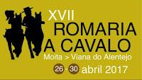 VIANA DO ALENTEJO: XVII ROMARIA A CAVALO