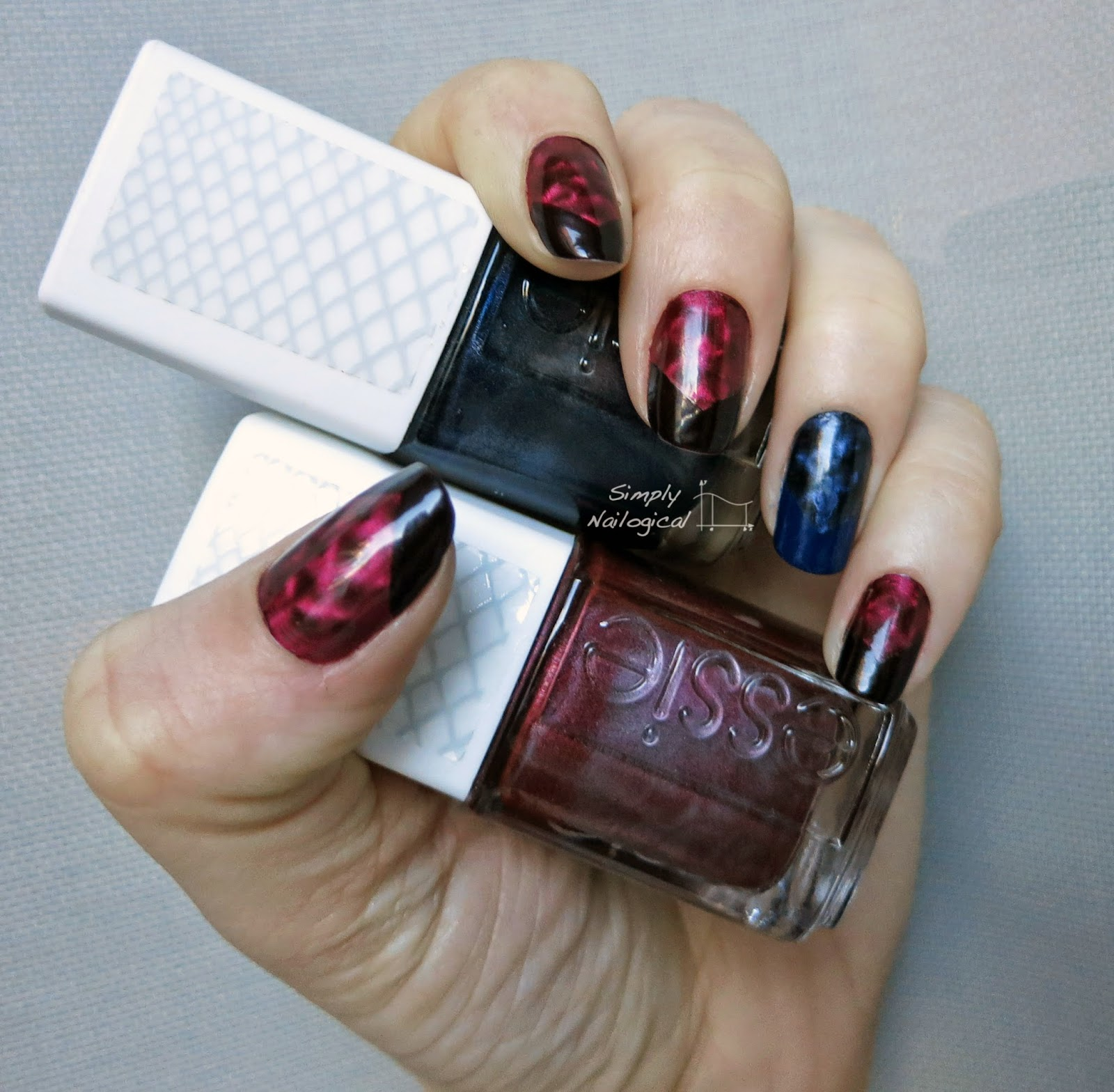 Essie Repstyle Magnetic Snake Effect Nail Polishes