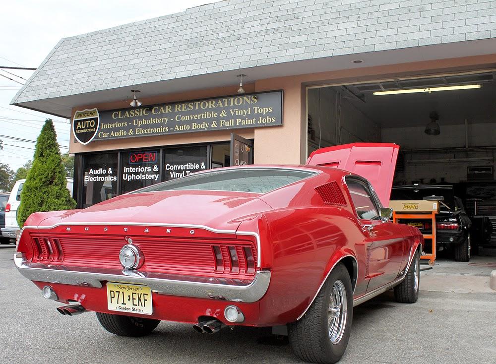 1967 Mustang Fastback - Netcong Restoration Restorations http://www.netcongautorestorations.com/ 973-527-3464