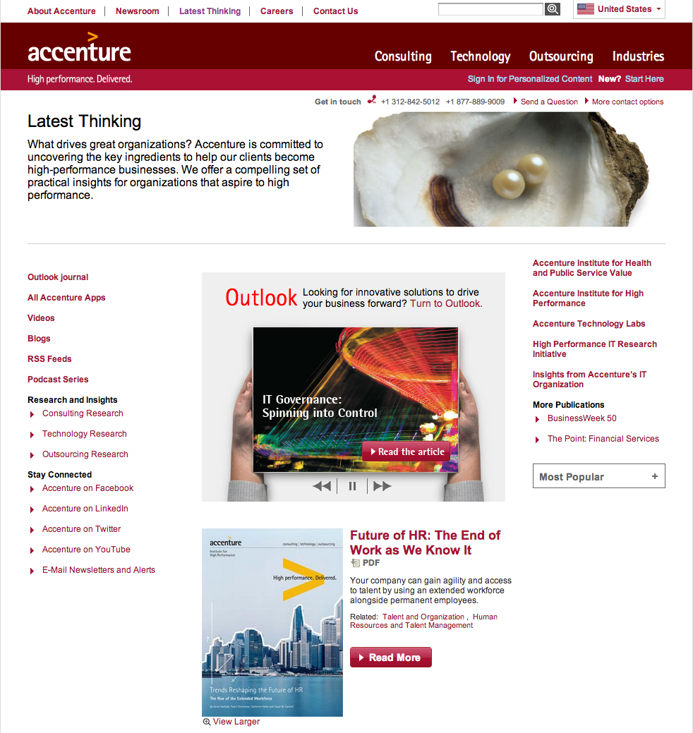 accenture case study 1 View case study of accenture from mba 5501 at columbia southern university, orange beach running head: accenture case study 1 case study of accenture name columbia southern university mba 5501.