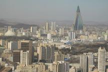 Pyongyang North Korea - Tourist Destinations