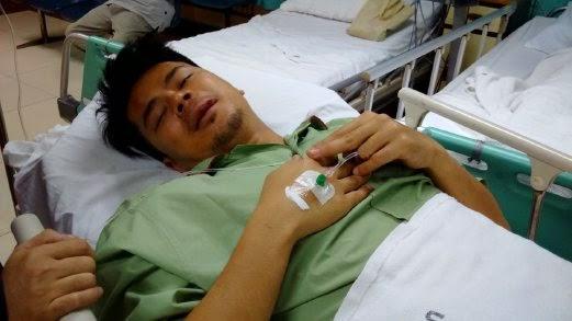 Gambar Awal Ashaari Di Hospital