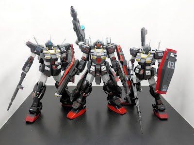 HGUC RGM-79C (FA) GM Type C Full Armor