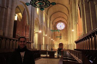 Church of Poblet Monastery