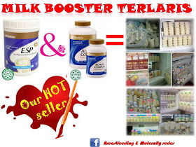 MILK BOOSTER TERLARIS