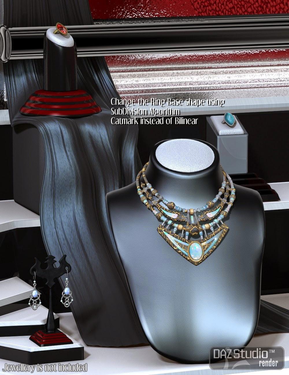 Bijoux Affichage