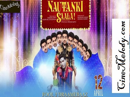 Nautanki Saala  Hindi Mp3 Songs Free  Download  2013