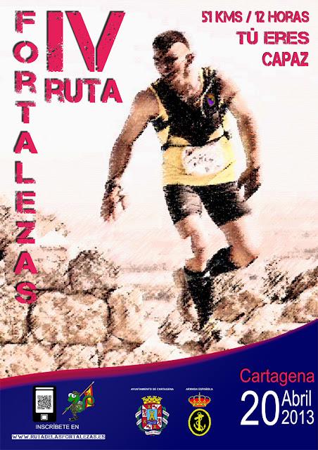Inscripcion Ruta de las Fortalezas 2013