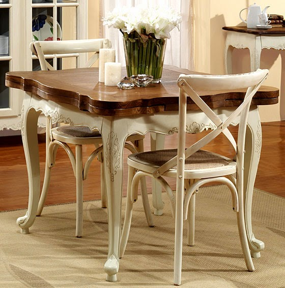 Decoratelacasa blog de decoraci n c mo decorar un for Decoracion de mesas de comedor