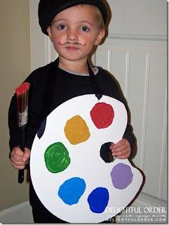 Fantasia Infantil de Pintor