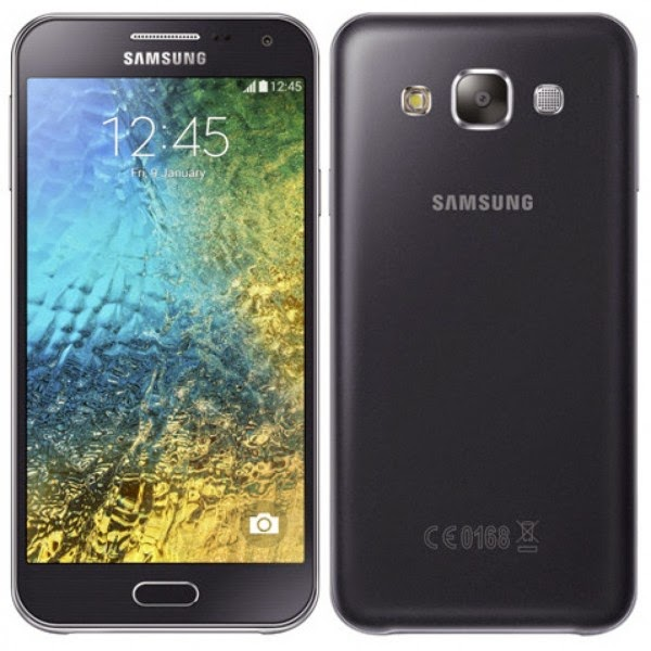 Spesifikasi dan Harga Samsung Galaxy E5 Update juni  2015