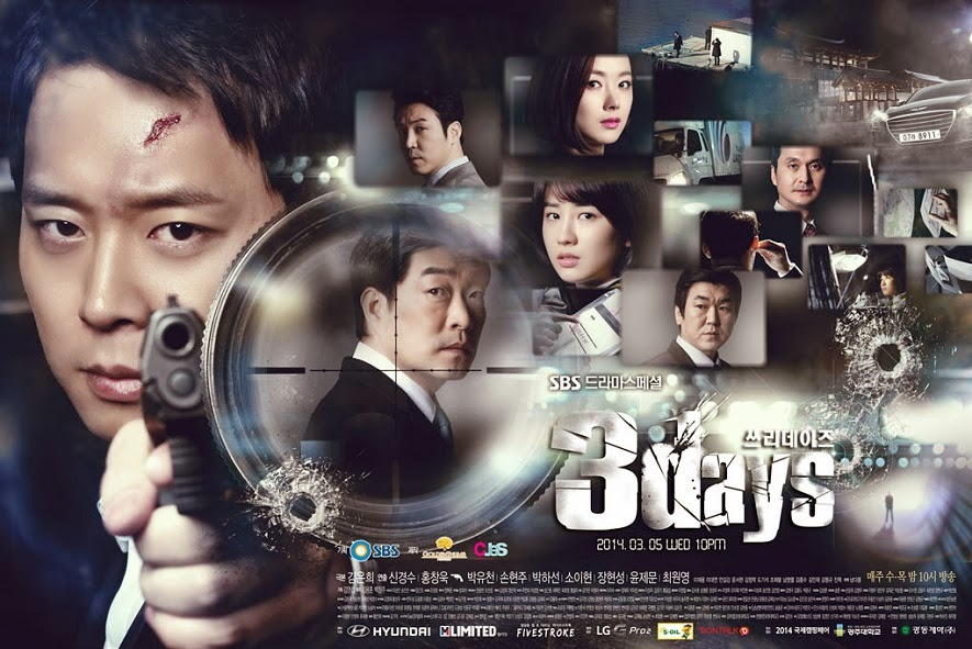 SINOPSIS DRAMA KOREA Three Days / 3 Days Episode Lengkap