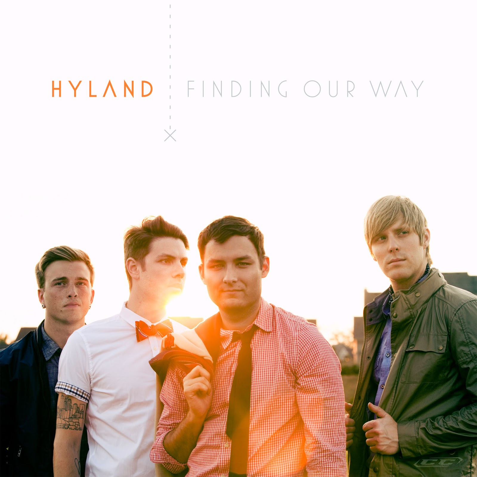 Hyland - Finding Our Way 2012 English Christian Album Download