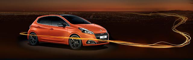 Canzone pubblicità nuova Peugeot 208 2015