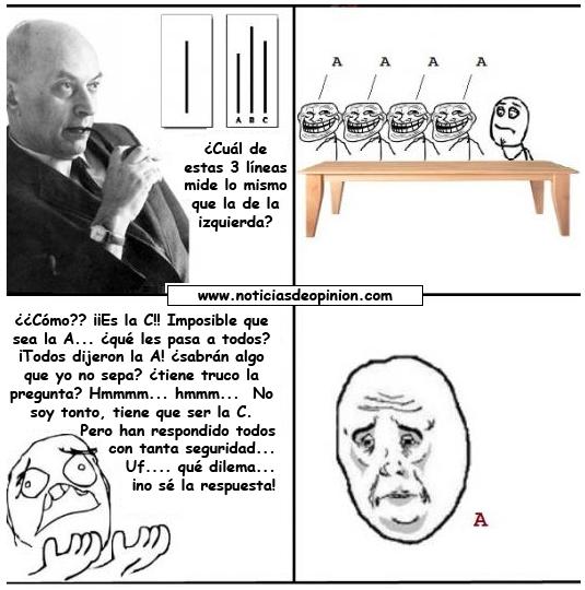 Viñeta: en clase
