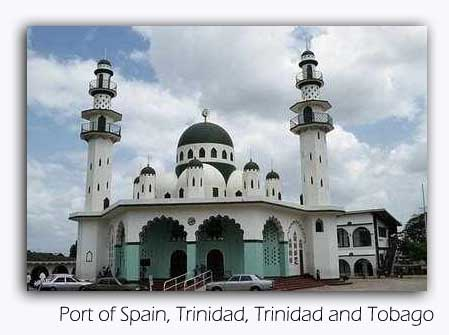 Toleransi Antarumat Bergama di Trinidad & Tobago