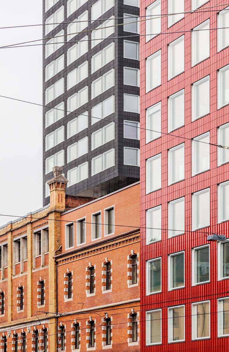 A f a s i a gigon guyer atelier ww - Wachter wachter architekten ...