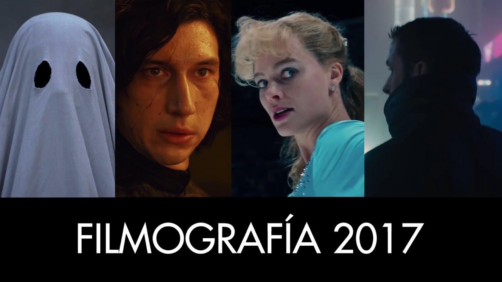 Filmografía 2017