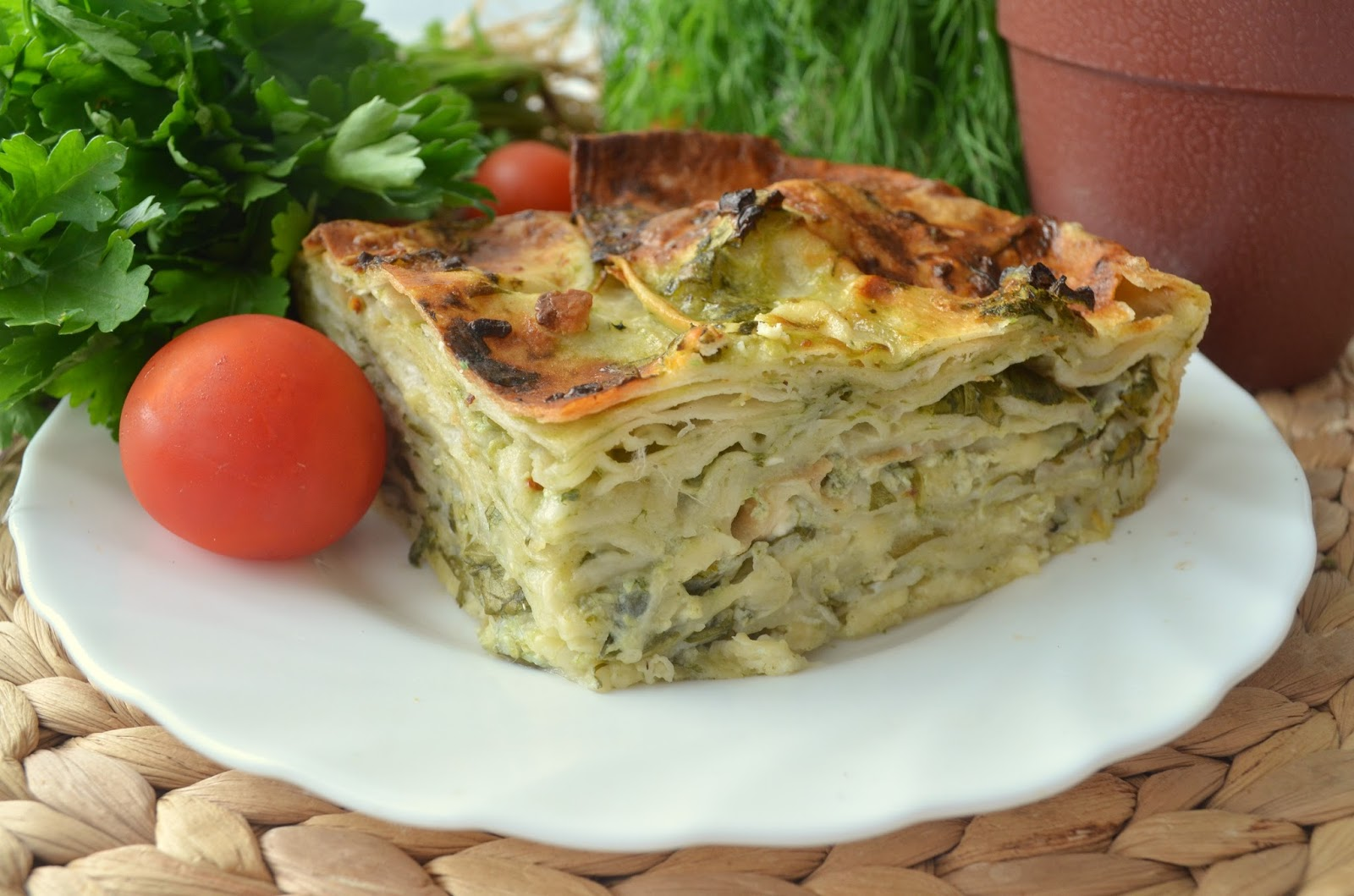 Ачма с сыром из лаваша рецепт с фото пошагово