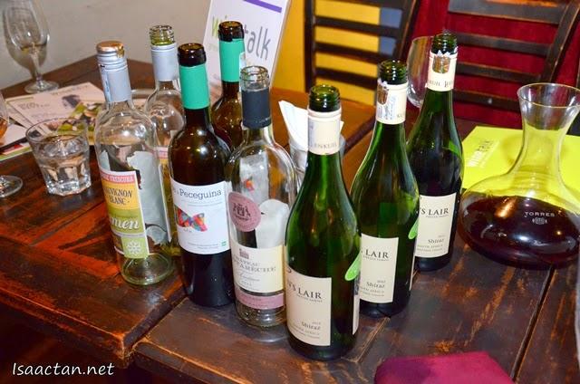 Wine Tasting Evening With Wine Talk @ La Bodega Lounge Bangsar