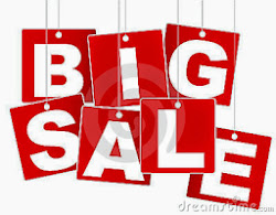 BIG SALE !! ALL RM40.00 FREE POSLAJU