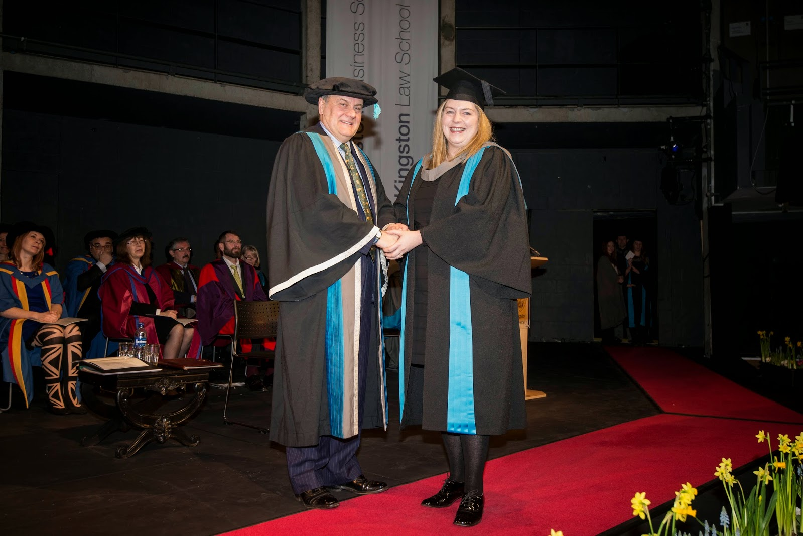 Ruth Findlay, Masters in Internal Communication Management graduate