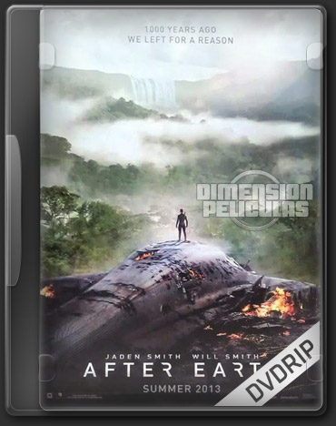 After Earth (DVDRip Inglés Subtitulada) (2013)
