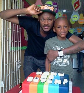 NINO3 - Nino, Tuface son celebrates 7 year birthday