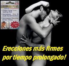 Libimax Plus, potencia sexual.