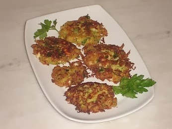 Traditional Greek Zucchini Fritters Recipe