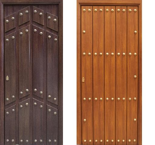 Almacen de ferreteria mejias distribuimos puertas dominguez - Colores de puertas de madera ...