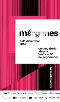 bases V convocatoria festival Márgenes